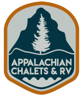click to view our website. Appalachian Chalets & RV