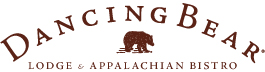 click to view our website. Dancing Bear Lodge & Appalachian Bistro