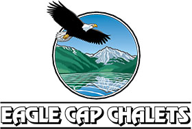 click to view our website. Eagle Cap Chalets