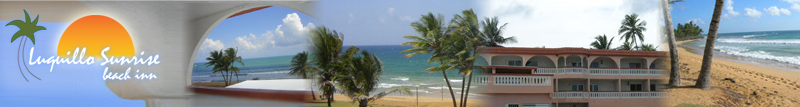 click to view our website. Luquillo Sunrise Beach Inn