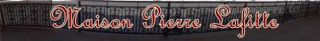 click to view our website. Maison Pierre Lafitte