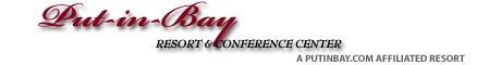 click to view our website. Put-in-Bay Resort & Conference Center